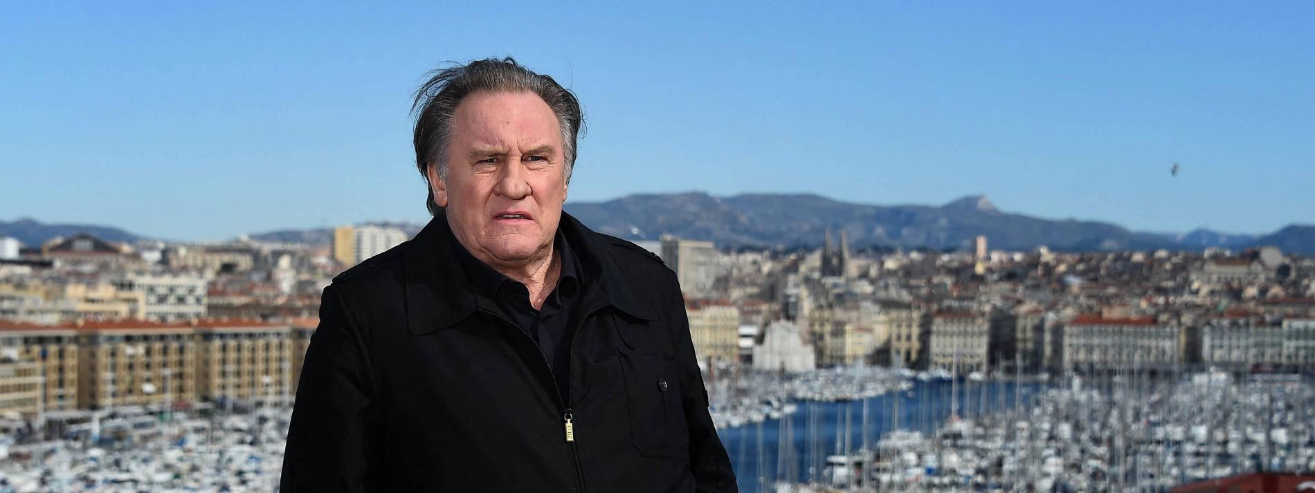 Ermittlungsverfahren gegen Depardieu
