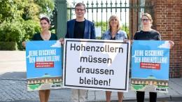 Brandenburgs Linke startet Volksinitiative gegen Hohenzollern