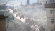 Türkei startet Feldzug gegen die Kurden im Norden Syriens