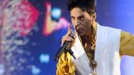 Prince soll medikamentensüchtig gewesen sein.