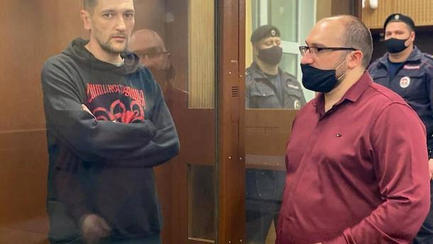 Nawalnyj-Vertraute unter Hausarrest gestellt