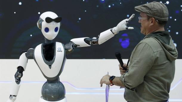 Übernehmen Roboter unsere Jobs vorerst doch nicht?