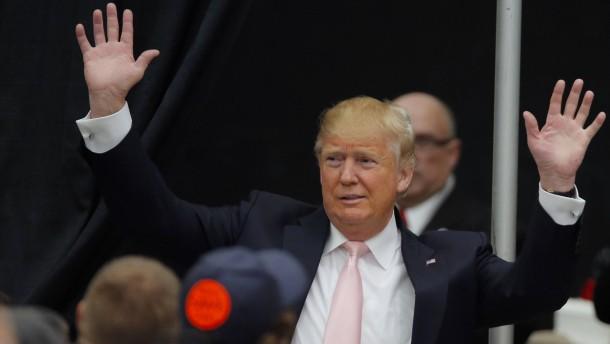 Trump und die weißen Männer
