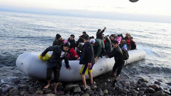 Chaos im türkisch-griechischen Grenzgebiet