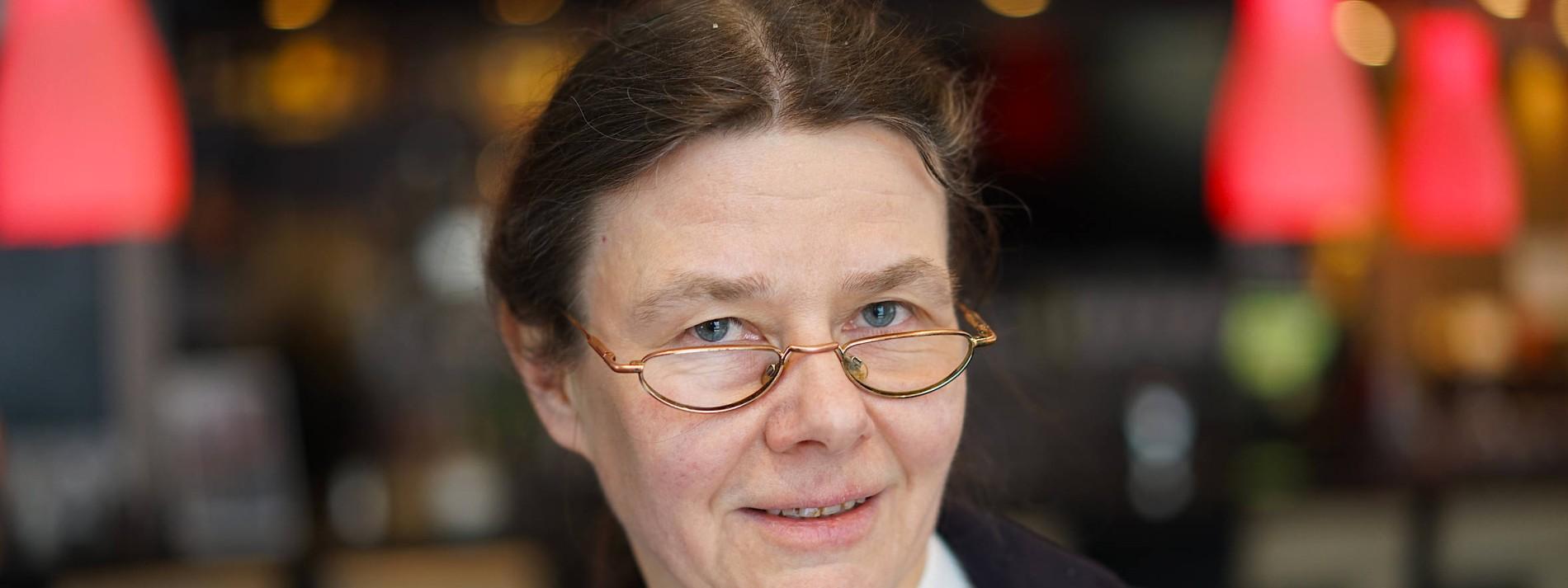 Bodenständige Anwältin mit Faible für Tom Wolfe