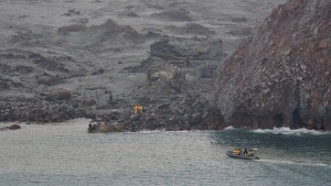 Leichen auf White Island geborgen