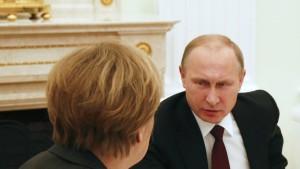 Die Einhegung Putins