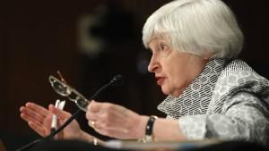 Amerikanische Notenbank erhöht Leitzins nicht weiter