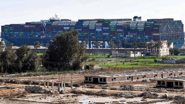 Ägypten will mindestens eine Milliarde Dollar Schadenersatz