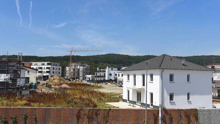 Gute Anbindung: Neubaugebiet Sang in Ober-Rosbach