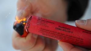 Hessens Sozialminister warnt vor illegalem Feuerwerk