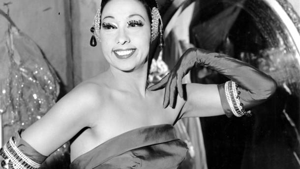Josephine Baker wird ins Pariser Panthéon aufgenommen