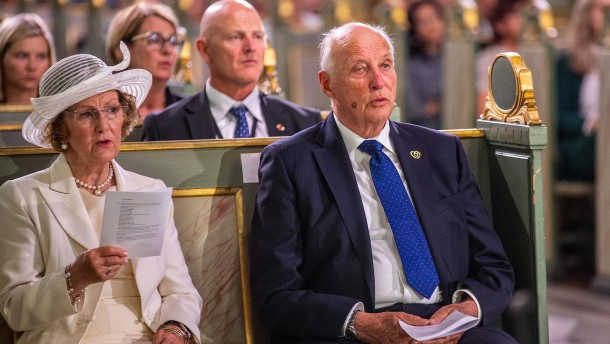 Norwegens König Harald: Nicht genug gegen dunkle Kräfte getan