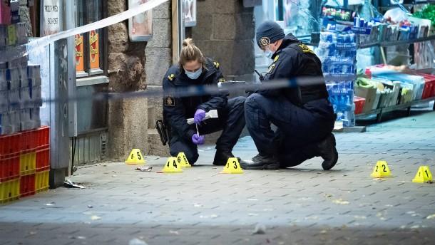 Schweden diskutiert über Bandenkriminalität