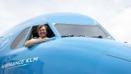 Blaublütiger Pilot: König Willem-Alexander