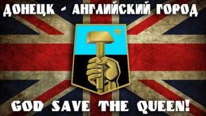 Donezk will britisch werden