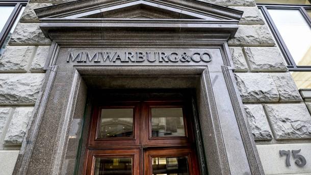 """Warburg-Eigentümer müssen vor """"Cum-Ex""""-Ausschuss aussagen"""