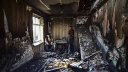 Nagornyj Karabach steht vor humanitärer Katastrophe