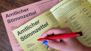 CDU und SPD verlieren vor allem in Großstädten