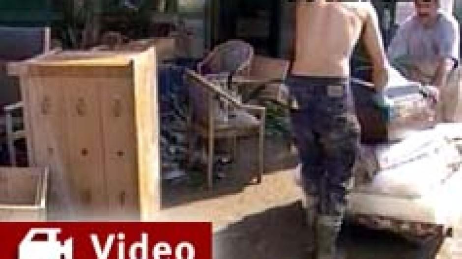 Erste Hilfe fürs Haus - Architekten beraten Flutopfer