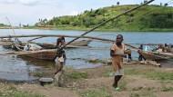 Explosives Methangas soll in Ruanda zu Strom werden