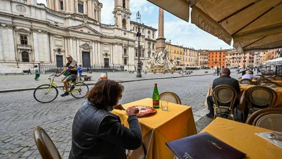 Weitere Lockerungen in Italien