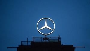 Nächster Ärger für Daimler in Großbritannien