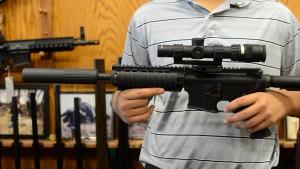 Waffenhersteller fallen in Ungnade