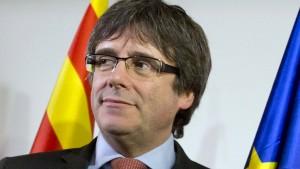 Puigdemont bleibt in Gewahrsam