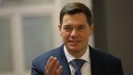 Alexej Mordaschow spricht fließend deutsch. Für seine Geschäfte in Europa kommt ihm das entgegen.