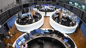 Aktien liegen erstmals wieder vor Anleihen