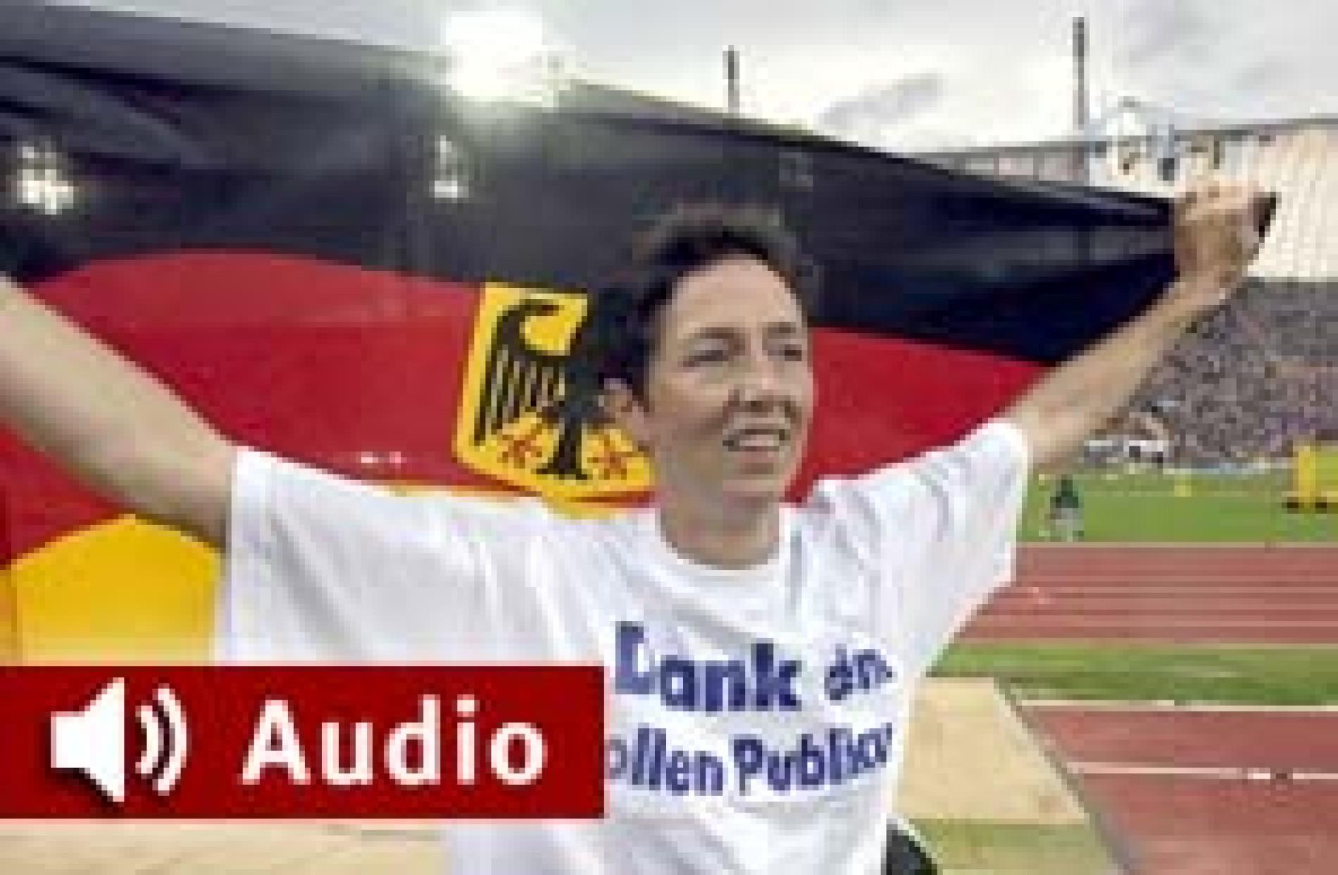 Leichtathletik Em Kronender Abschied Fur Sabine Braun Sport Faz