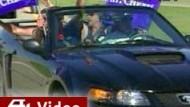 Kabrio statt Klopperei - G8-Protest auf kanadisch