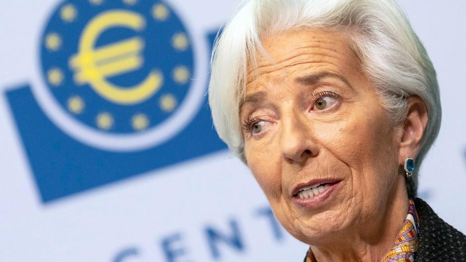 Christine Lagarde, Präsidentin der Europäischen Zentralbank (EZB), möchte in fünf Jahren den digitalen Euro auf den Markt bringen.