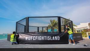 """""""Fight Island kann nur hier statt finden"""""""