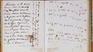Victor Hugo schreibt nach Geisterdiktat: Protokoll der Séance am 4. Juni 1855