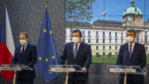Nach Putins Vergeltung legt Prag nach