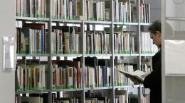 Katalog der Frankfurter Stadtbücherei gehackt