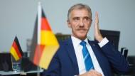 Uwe Junge, Fraktionschef der AfD in Mainz