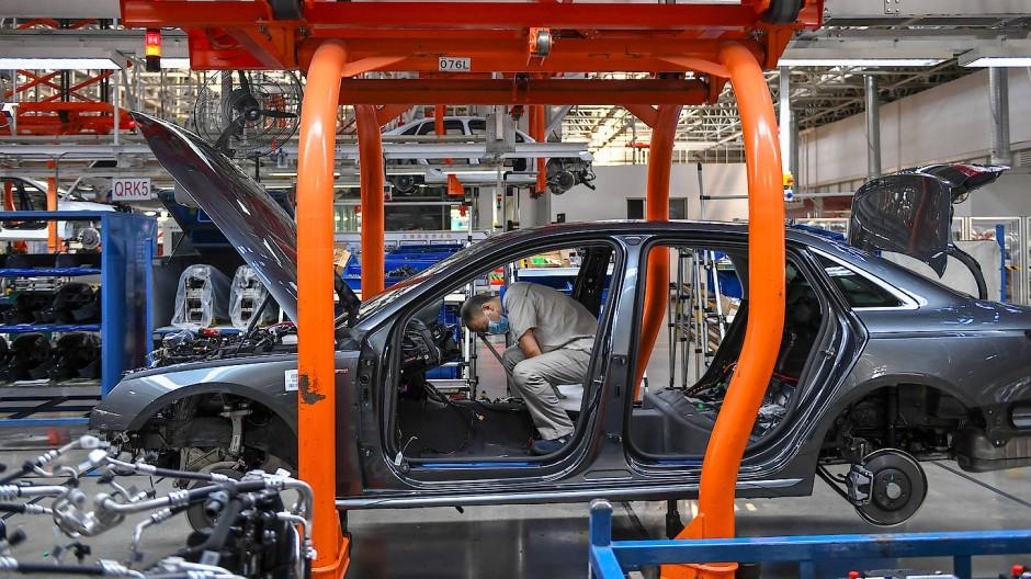 Nach einer Delle im Corona-Jahr 2020 haben die Verkäufe an Fahrzeugen wieder zugelegt, vor allem in Asien.