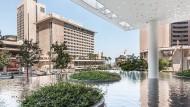 Schwimmende Gärten: Im Libanon stehen die Beirut Terraces des Architekturbüros Herzog & de Meuron.