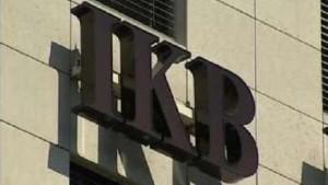 Steuerzahler müssen IKB retten