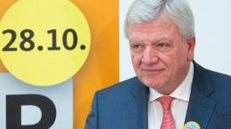 """""""Wahlkampf ist die Bitte um Vertrauen"""""""