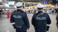 Positive Entwicklung: Es herrscht mehr Sicherheit in Hessen.