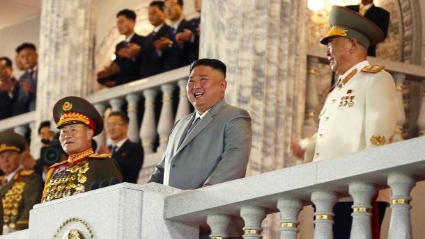 Die Selbstisolation treibt Nordkorea in die Rezession