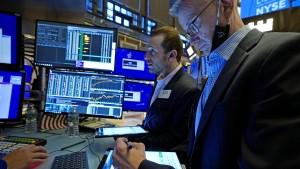 Welche Aktien klare Verkaufssignale senden