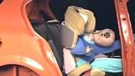 """""""Mangelhaft"""": Kindersitze ohne Rückenlehne"""