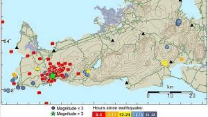 Erdbeben mit Stärke 5,2