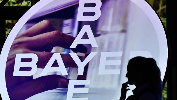 Bayer nähert sich Glyphosat-Einigung