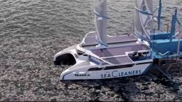 Plastik-Staubsauger für die Meere